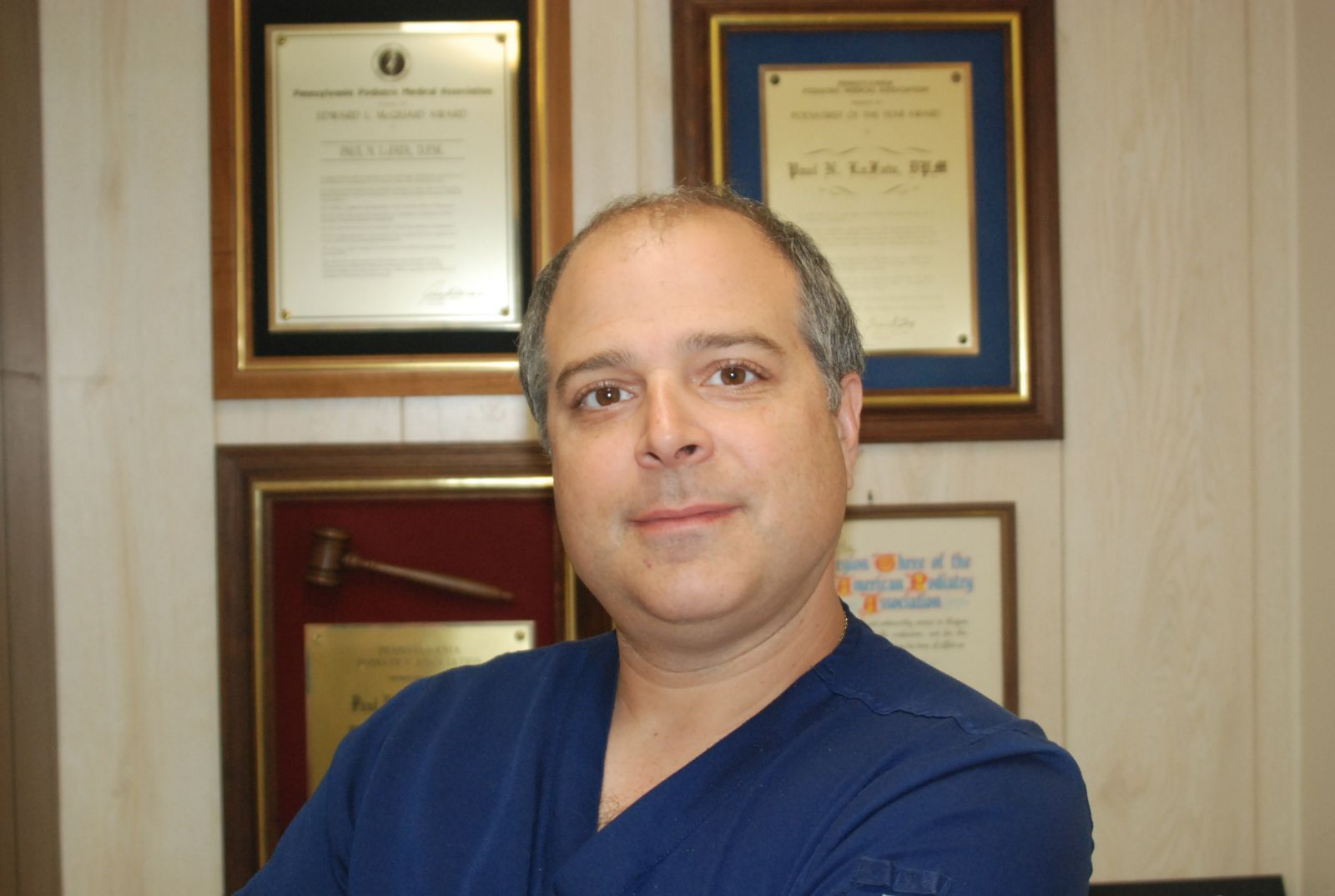 Dr. Paul C. LaFata of West Lawn Podiatry